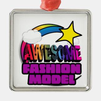 Shooting Star Rainbow Awesome Fashion Model Ornaments
