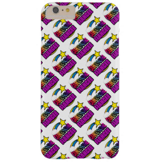 Shooting Star Rainbow Awesome Fiancee Barely There iPhone 6 Plus Case