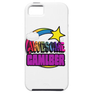 Shooting Star Rainbow Awesome Gambler iPhone SE/5/5s Case