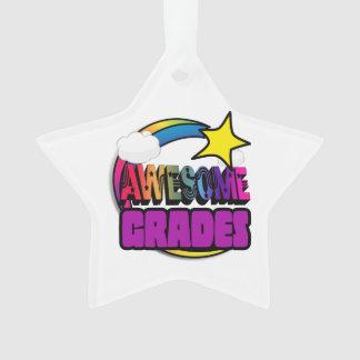 Shooting Star Rainbow Awesome Grades