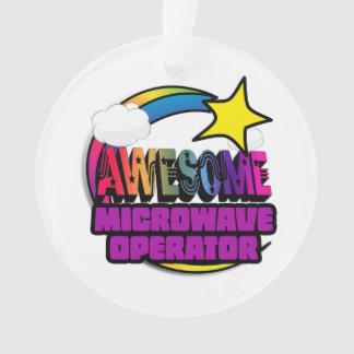 Shooting Star Rainbow Awesome Microwave Operator