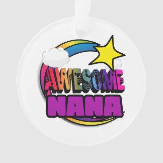 Shooting Star Rainbow Awesome Nana