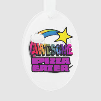 Shooting Star Rainbow Awesome Pizza Eater