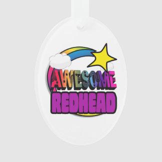 Shooting Star Rainbow Awesome Redhead