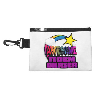 Shooting Star Rainbow Awesome Storm Chaser Accessory Bag