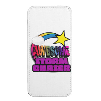 Shooting Star Rainbow Awesome Storm Chaser iPhone 5 Pouch