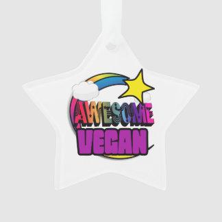 Shooting Star Rainbow Awesome Vegan