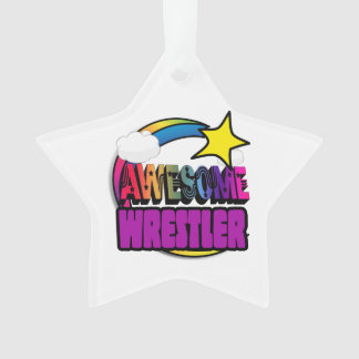 Shooting Star Rainbow Awesome Wrestler