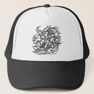 Shooting Star Trucker Hat