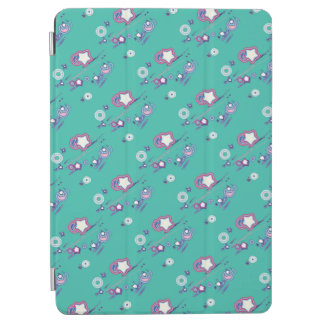 Shooting Stars and Comets Turquoise Tablet Cover