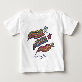 Shooting Stars Baby T-Shirt