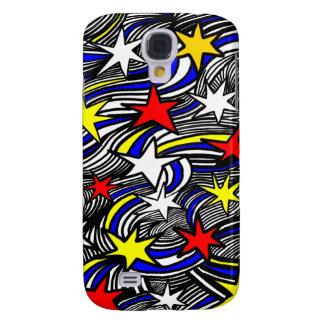 Shooting Stars Samsung Galaxy S4 Case