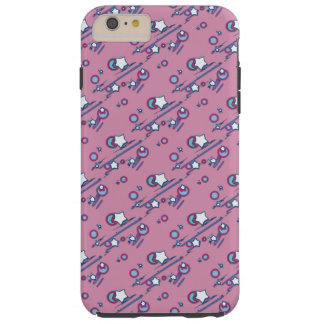 Shooting Stars Comet Pastel Pink Cell Phone Cover
