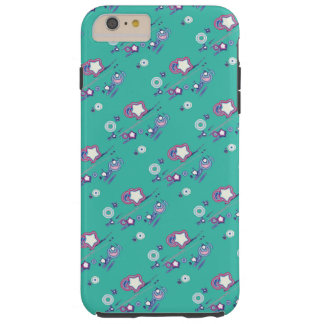 Shooting Stars & Comets Turquoise Cell Phone Cover