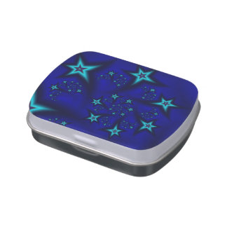 Shooting Stars Jelly Belly Candy Tin Filled