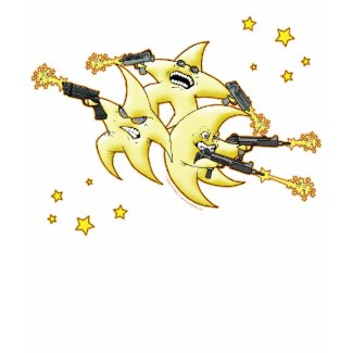 shooting Stars shirt