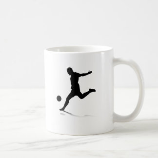 Shooting Striker Coffee Mug