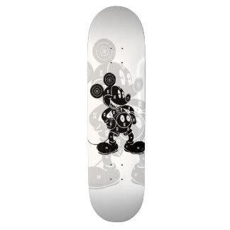 Shooting Target Mickey Skateboard - Wynnwood