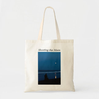 Shooting the Moon Tote Bag