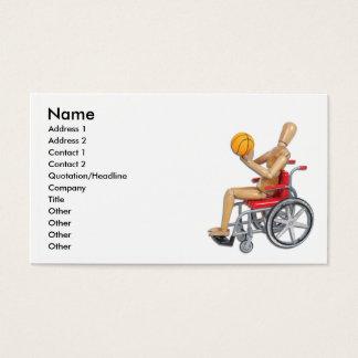 ShootingBasketballWheelchair, Name, Address 1, ... Business Card