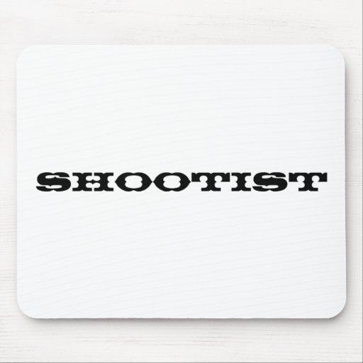 Shootist Mouse Pad