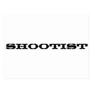 Shootist Postal