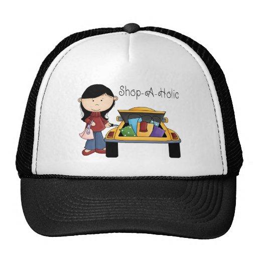 Shop-A-Holic Hat