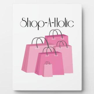 Shop A Holic Photo Plaques