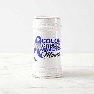 Shop Colon Cancer Awareness Month Mugs