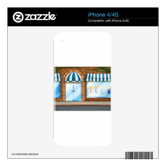 Shop Decal For The iPhone 4S