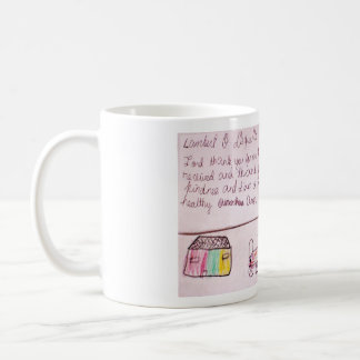 """Shop for a Cause"" Coffee Mug with kids art"
