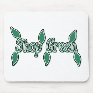 Shop Green Mouse Pad