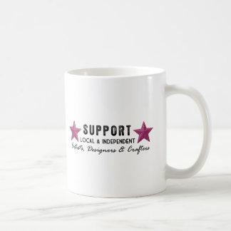 Shop Local Coffee Mug