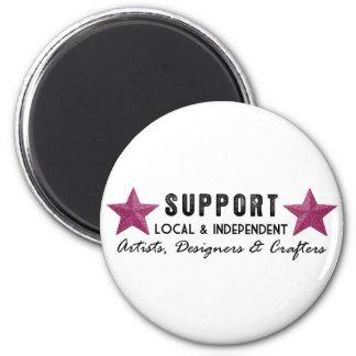 Shop Local Magnet
