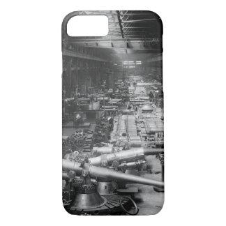 """Shop No. 2 annex. 6"""" guns with_War image iPhone 8/7 Case"""