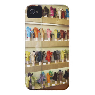 Shop of gloves iPhone 4 case