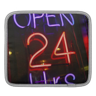 Shop Sign Sleeve For iPads