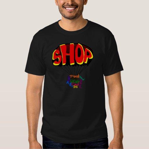 shop tee shirt