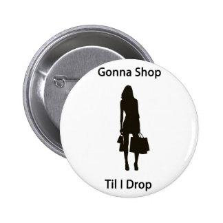 Shop til I drop Button