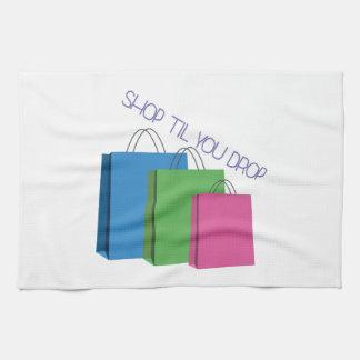 Shop Til You Drop Towels
