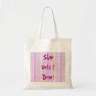 Shop Until I Drop Tote Bag