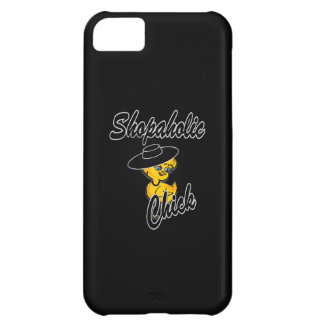 Shopaholic Chick #4 iPhone 5C Cover