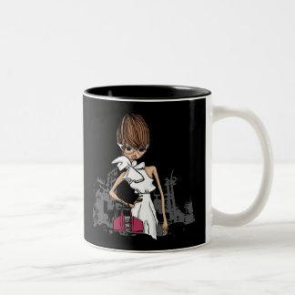 Shopaholic Girl Mug