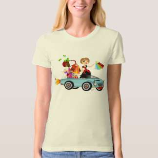 Shopaholic in Style T-Shirt