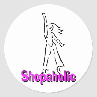 Shopaholic Etiqueta