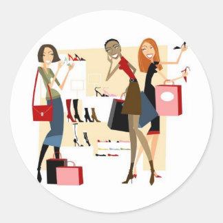 Shopaholic Etiquetas