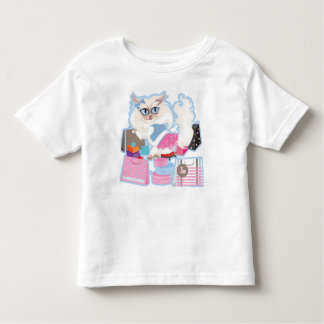 Shopaholic! Toddler T-shirt
