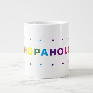 Shopaholic's Big Mug