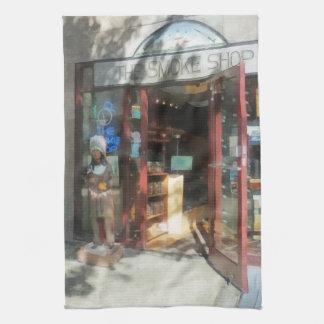 Shopfronts - Smoke Shop Kitchen Towels