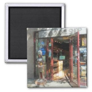 Shopfronts - Smoke Shop Magnet